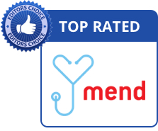 Mend #1 - Best Telemedicine Companies Compared & Reviewed
